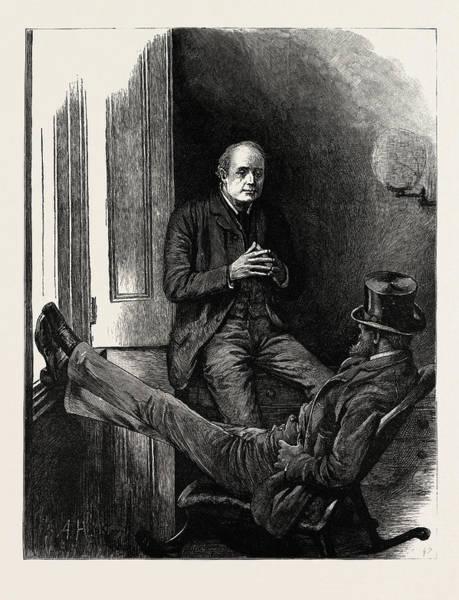 Wall Art - Drawing - First Person Singular by Hopkins, Arthur (1848-1930), English