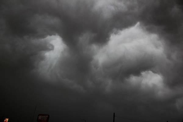Let The Storm Season Begin Art Print