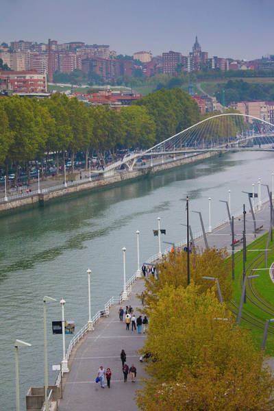 Bilbao Photograph - Spain, Basque Country Region, Vizcaya by Walter Bibikow