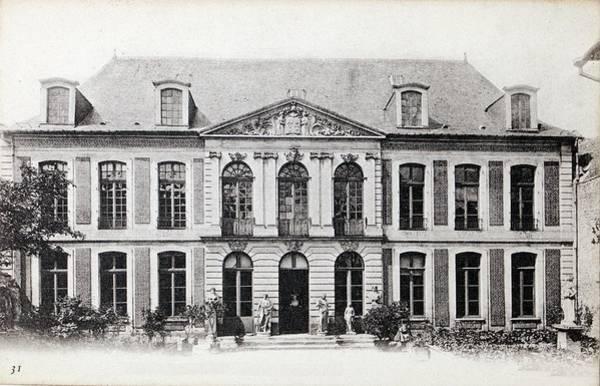 Boucher Wall Art - Photograph - 1860 Home & Museum Of Boucher De Perthes by Paul D Stewart