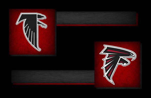 Falcons Photograph - Atlanta Falcons by Joe Hamilton