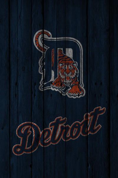 Wall Art - Photograph - Detroit Tigers by Joe Hamilton