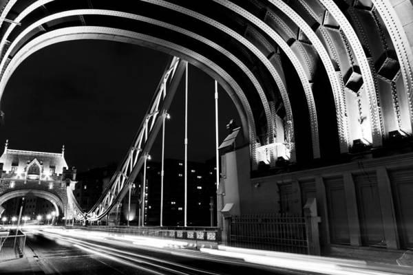 Wall Art - Photograph - Tower Bridge London by David Pyatt