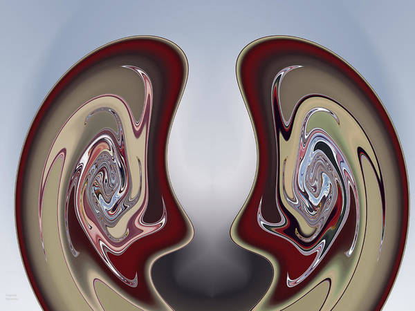 Digital Art - Untitled 4 by Augusta Stylianou