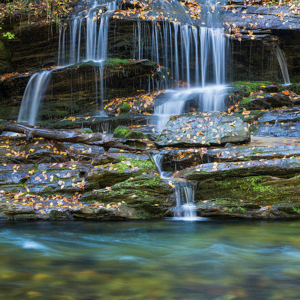 Wall Art - Photograph - Usa, North Carolina, Great Smoky by Jaynes Gallery