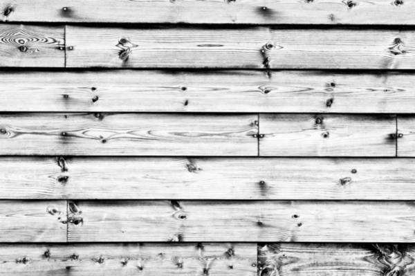 Wood Siding Wall Art - Photograph - Wood Background by Tom Gowanlock