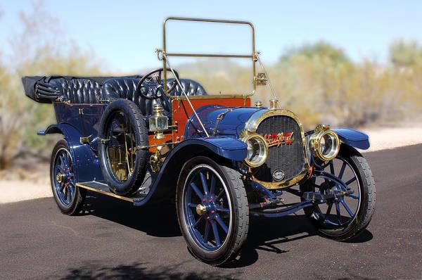 Photograph - 1910 Pope Hartford Model T by Jill Reger