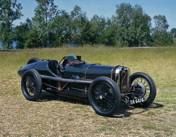 Motoring Photograph - 1922 Sunbeam Strasbourg 2.0 Litre Grand by Panoramic Images