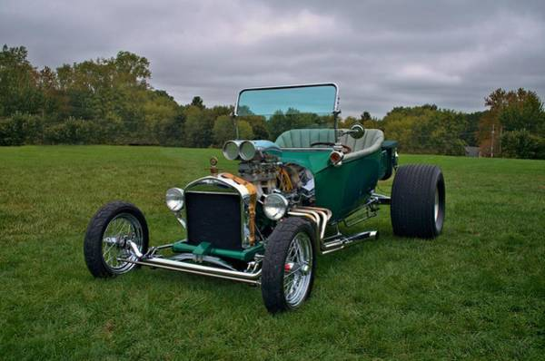 Photograph - 1923 Ford T Bucket by Tim McCullough