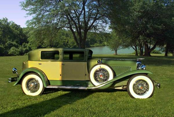 Photograph - 1929 Duesenberg Model J by Tim McCullough