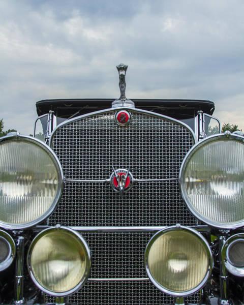 1930 Cadillac V-16 Art Print