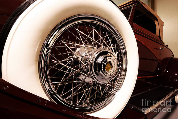 Photograph - 1930 Dupont Roadster by Paul W Faust -  Impressions of Light