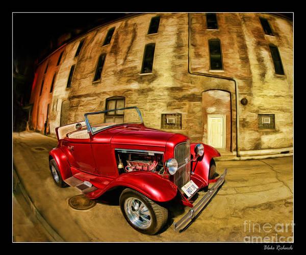 1930 Ford Model A Art Print