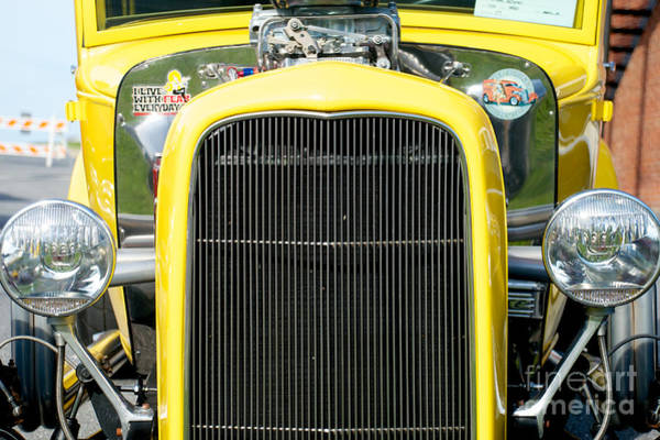 Photograph - 1930 Ford Model A Hotrod by Mark Dodd