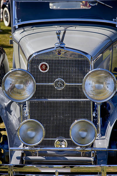 Photograph - 1930 Lasalle 340 by Jack R Perry