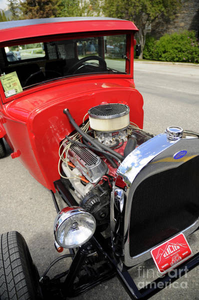Photograph - 1931 Ford Model A Classic by Brenda Kean