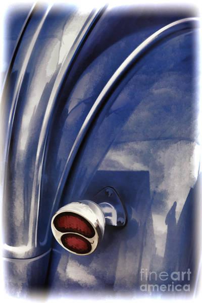 Painting - 1931 Ford Model A Street Rod Classic Car Automobile Antique Vintage Automobile Photographs 3219.02 by M K Miller