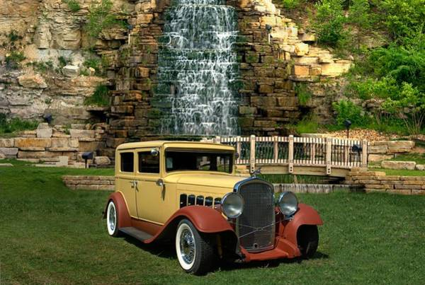 Photograph - 1931 Hudson Touring Sedan by Tim McCullough