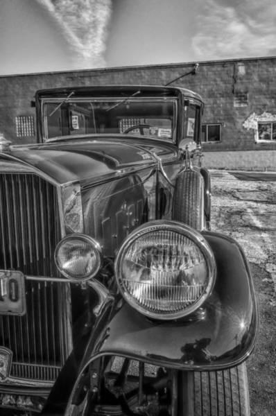 Photograph - 1931 Pierce Arrow 3d03473b by Guy Whiteley
