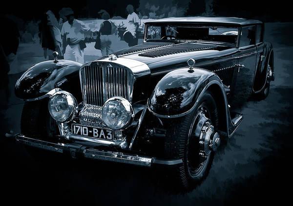Photograph - 1932 Bucciali Tav 12 by James Howe