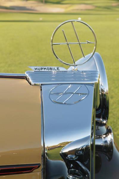 Rancho Mirage Photograph - 1932 Hupmobile Model J by Car Culture