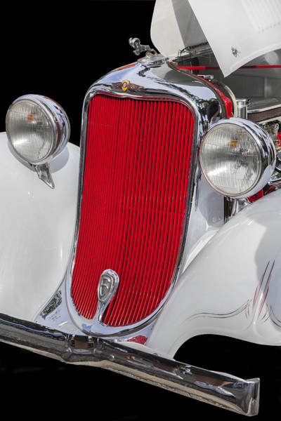 Photograph - 1933 Dodge Sedan by Rich Franco