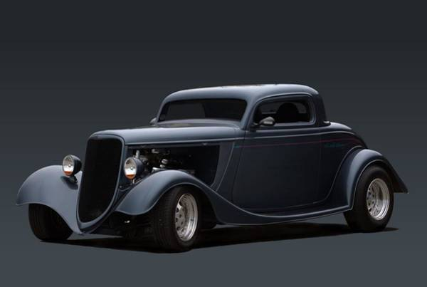 Photograph - 1933 Ford Coupe Hot Rod by Tim McCullough