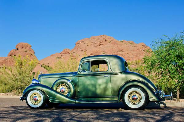Photograph - 1933 Pontiac -0008c by Jill Reger
