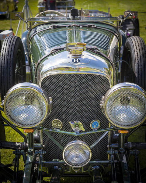 Photograph - 1936 Bentley 4.5 Litre Lemans Rc Series by Jack R Perry