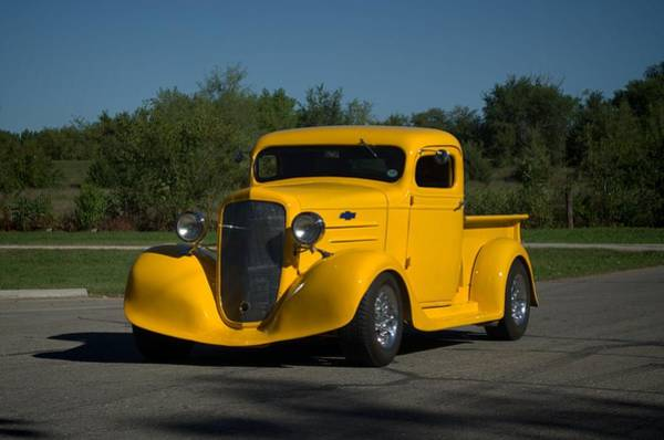 Photograph - 1936 Chevrolet Pickup by Tim McCullough
