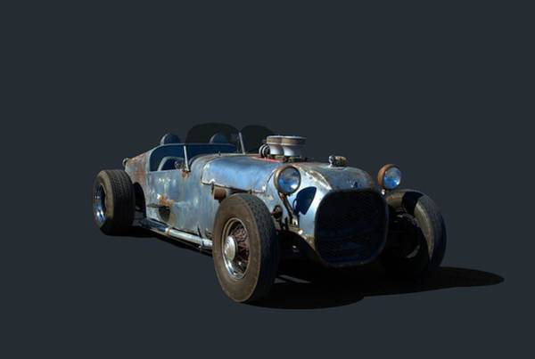 Photograph - 1936 Ford Speedster by Tim McCullough
