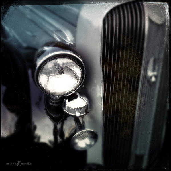 Photograph - 1936 Plymouth by Tim Nyberg