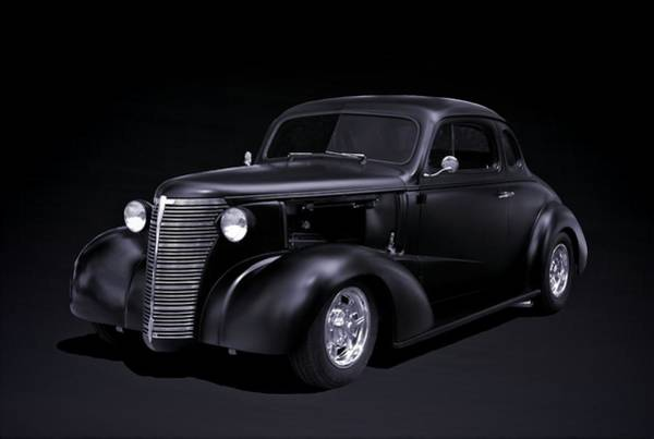 Photograph - 1938 Chevrolet Hot Rod Coupe by Tim McCullough