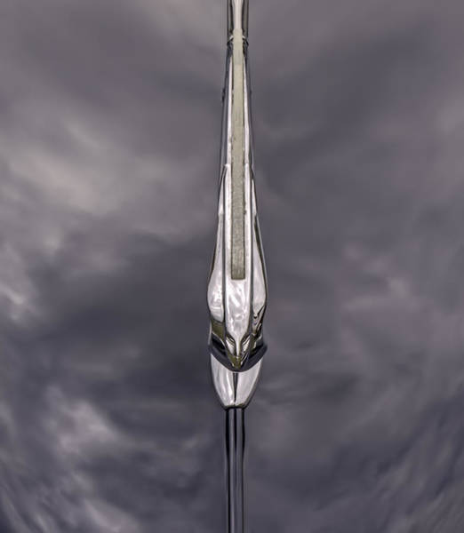 Photograph - 1940 Chevrolet Hood Ornament by Thomas Young