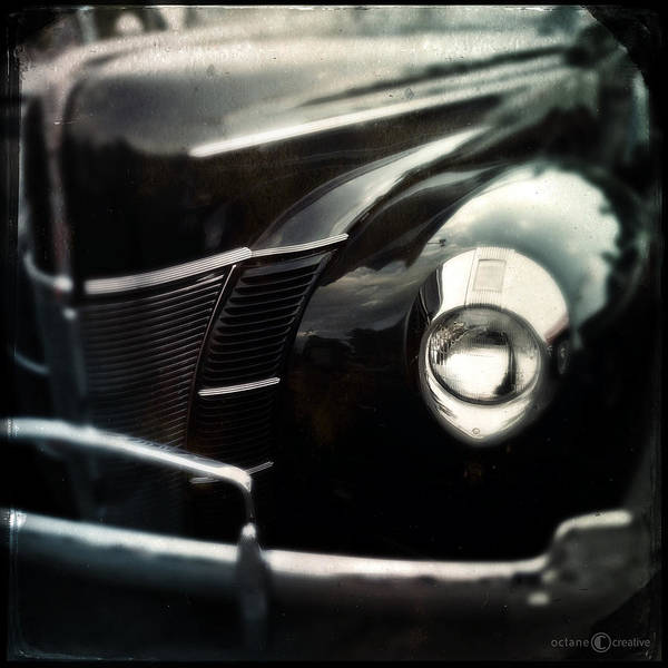 Photograph - 1940 Ford by Tim Nyberg