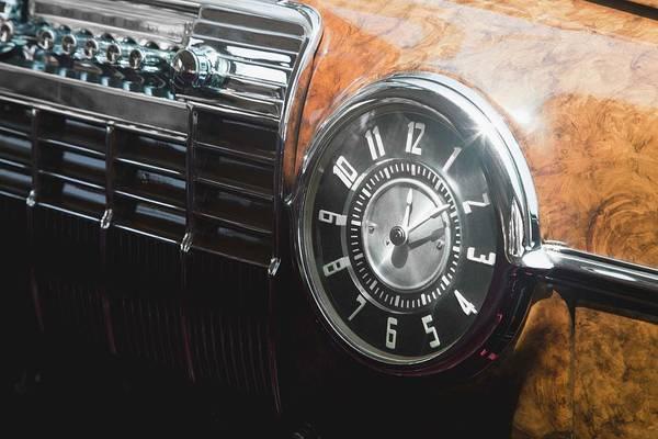 Collector Car Photograph - 1941 Cadillac Series 62 Convertible by Car Culture
