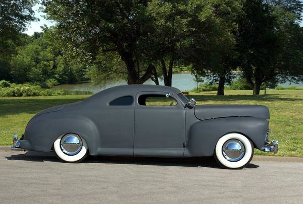 Photograph - 1941 Ford Custom Hot Rod by Tim McCullough