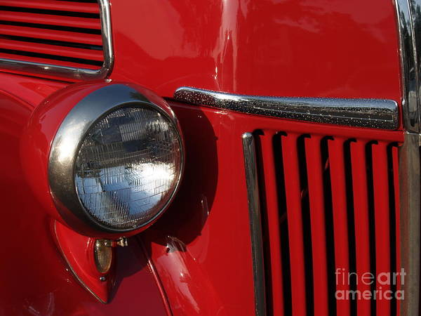Wall Art - Photograph - 1941 Ford Flatbed Classic by Anna Lisa Yoder