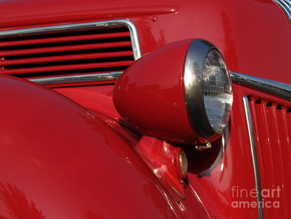 Wall Art - Photograph - 1941 Ford Flatbed Pickup by Anna Lisa Yoder