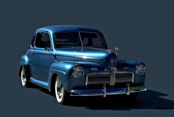 Photograph - 1942 Ford Coupe by Tim McCullough