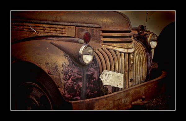 1946 Chevy Truck Art Print