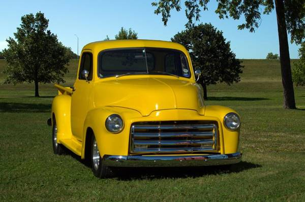 Photograph - 1948 Gmc Pickup Truck by Tim McCullough