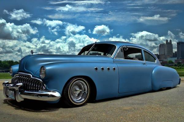 Photograph - 1949 Buick Low Rider by Tim McCullough