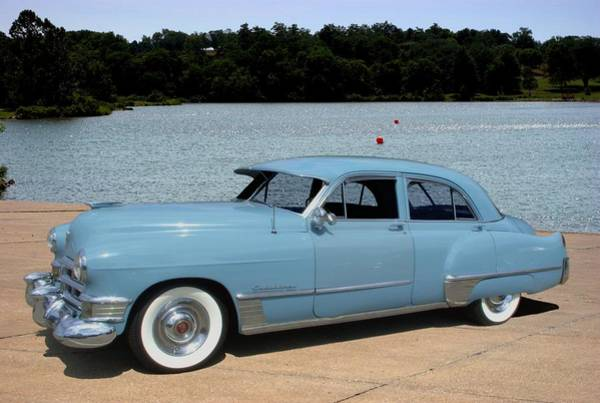 Photograph - 1949 Cadillac Sedan Deville by Tim McCullough