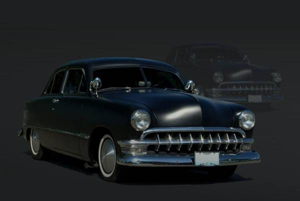Photograph - 1949 Ford Street Rod by Tim McCullough