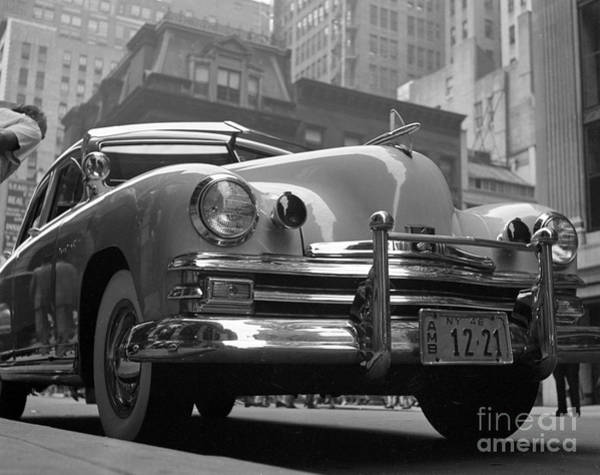 Wall Art - Photograph - 1949 Kaiser Deluxe Modified To Serve As An Ambulance by The Harrington Collection