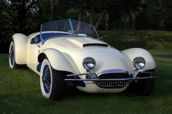 Photograph - 1950 Diedt Rochester Special Roadster by Tim McCullough