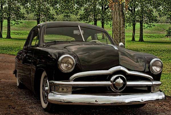 Photograph - 1950 Ford Custom by Tim McCullough