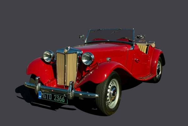 Photograph - 1950 Mg Td by Tim McCullough