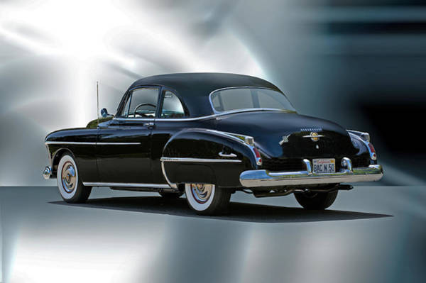 Wall Art - Photograph - 1950 Oldsmobile 88 Deluxe Club Coupe II by Dave Koontz